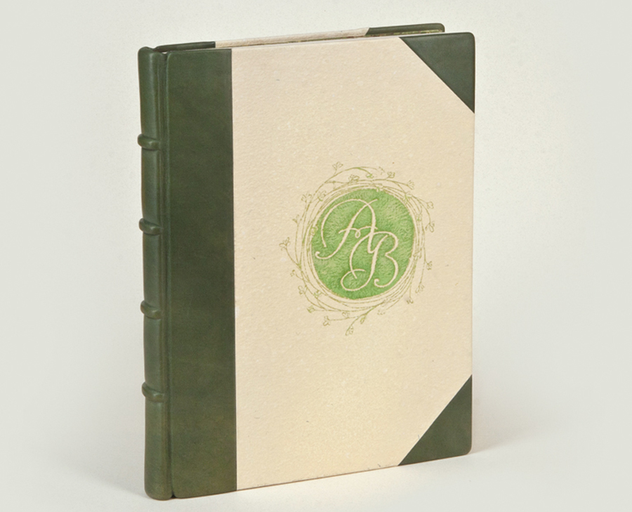 Könyvmanufaktúra, kézműves könyvkötés