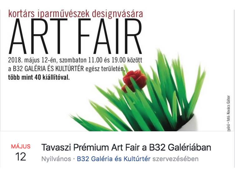 b32 art fair