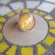 arany levélkés gyűrű kicsi